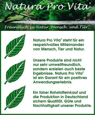 Krankenwäsche und Babywäsche wird hygienisch rein mit Natura Pro Vita Aktivsauerstoff. Schmutz- und Fleckenentfernung durch Oxidation, ohne zu bleichen.